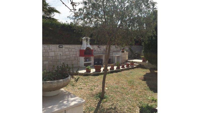 Puglia, Villa a 400 metri dal mare, Villaggio Riva Marina, Torre Guaceto, aluguéis de temporada em Carovigno
