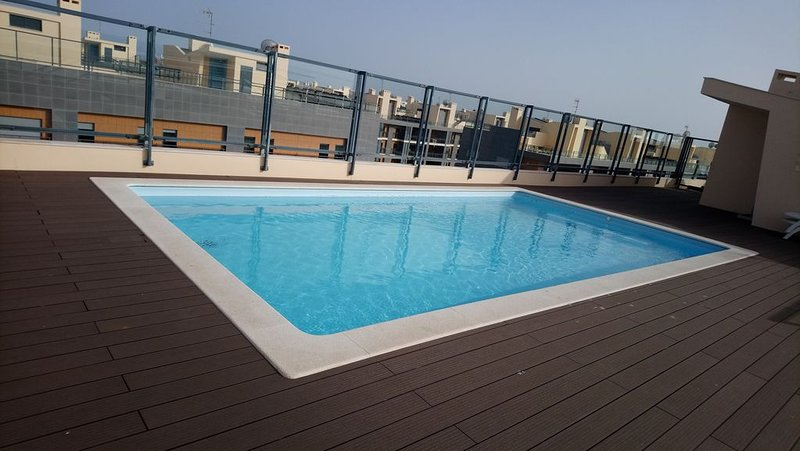 APPARTEMENT  VILLAGE MARINA OLHAO AVEC PISCINE, holiday rental in Ilha Do Farol