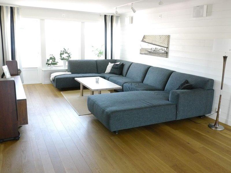 Familjevänligt hus i lugnt område på Västkusten nära Göteborg! – semesterbostad i Västra Frölunda