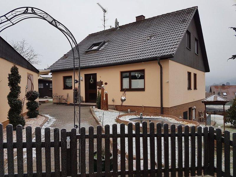 Ferienwohnung Petra Stoos, holiday rental in Oberleichtersbach