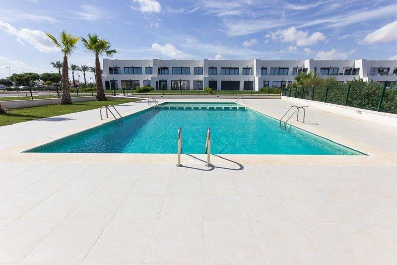 Luxus-Apartment mit traumhaftem Golfplatzblick, aluguéis de temporada em Torre-Pacheco