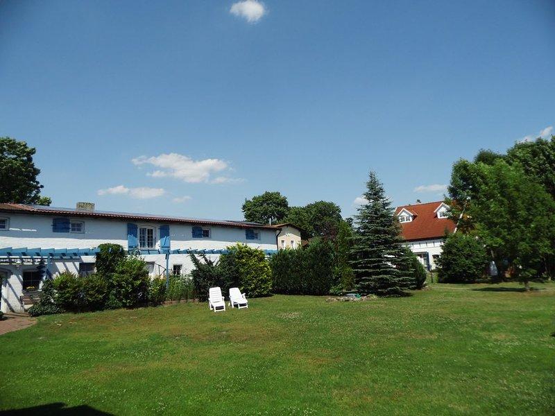 Familienfreundlich, ebenerdig, Grill, Garten, Seenähe, location de vacances à Schmargendorf