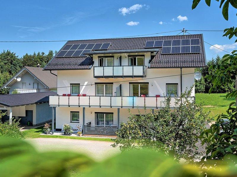 Appartment Elisabeth:  2-4 Personen, holiday rental in Oberaichwald