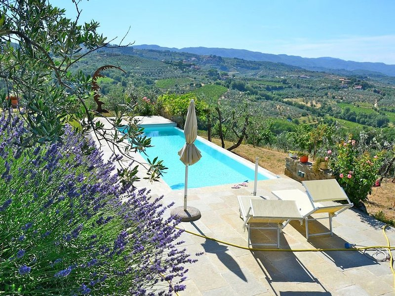 From this area you can easily reach Firenze, Arezzo, Siena, Chianti, holiday rental in Montegonzi