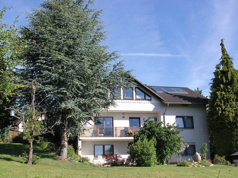Ferienwohnung 'Haus Hankel' in Waldeck - 4 Sterne-Gemütlich-sonnige ruhige Lage, vakantiewoning in Bad Emstal