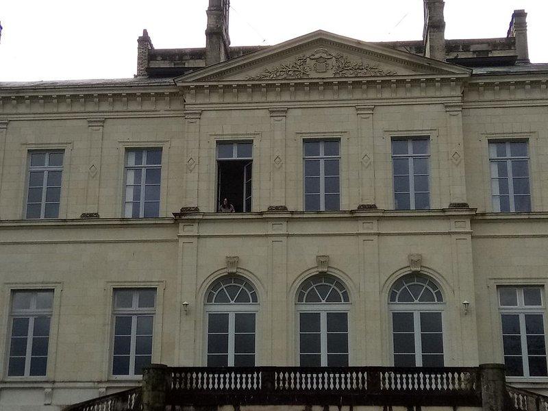 Appartement au château de la Varenne 20 mn de Nantes, location de vacances à Le Cellier