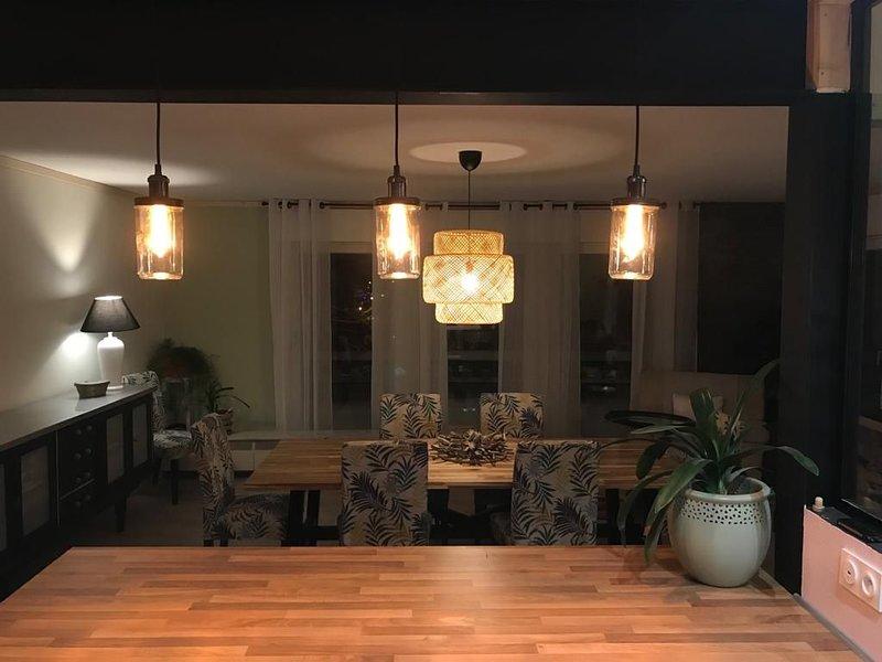 Sala de jantar da cozinha