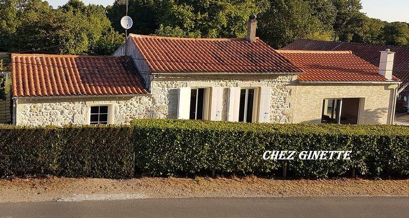 Maison de vacances   pour  6 personnes, holiday rental in Gironde