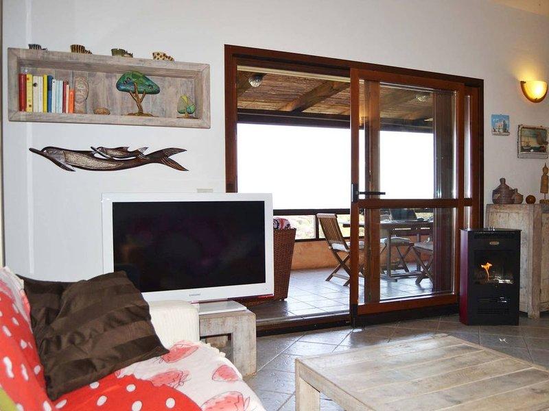 INTERA BELLISSIMA CASA VISTA MARE IN COSTA SMERALDA NEL CUORE DELLA SARDEGNA, holiday rental in Portisco