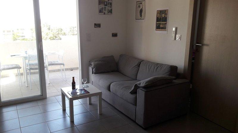 soggiorno 2 camere Bastia