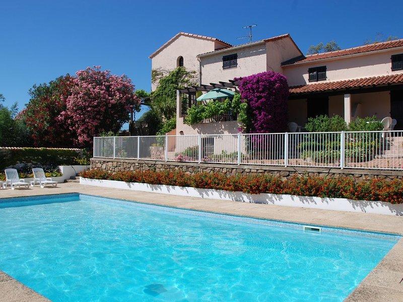Maisonnette Duplex - Mini villa en duplex pour 2 à 4 personnes, location de vacances à Viggianello