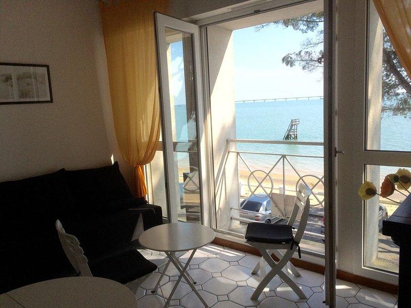 Appartement en front de mer, holiday rental in Saint-Trojan-les-Bains
