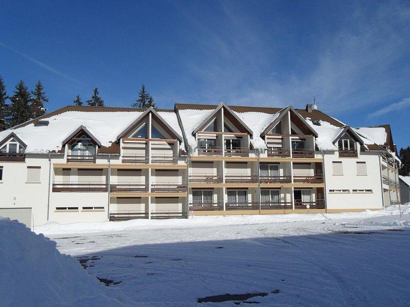 location  studio été et hiver à la montagne, location de vacances à Les Rousses