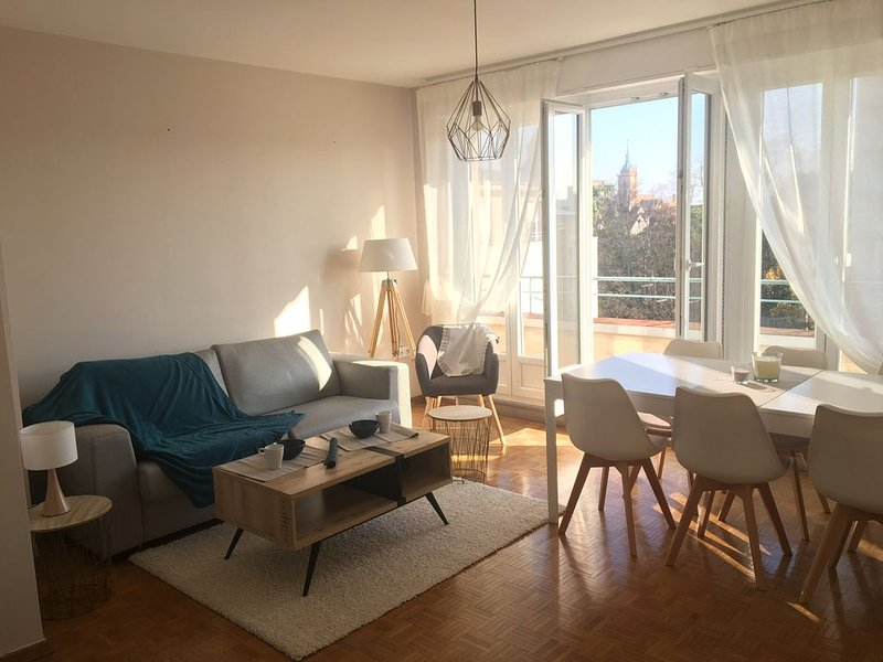 Suite Home, votre chez-vous au cœur de l'Alsace, alquiler vacacional en Colmar