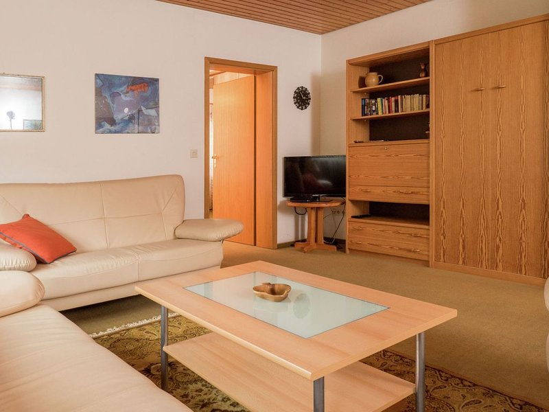 Modern Apartment near Forest in Bad Rippoldsau, aluguéis de temporada em Bad Rippoldsau