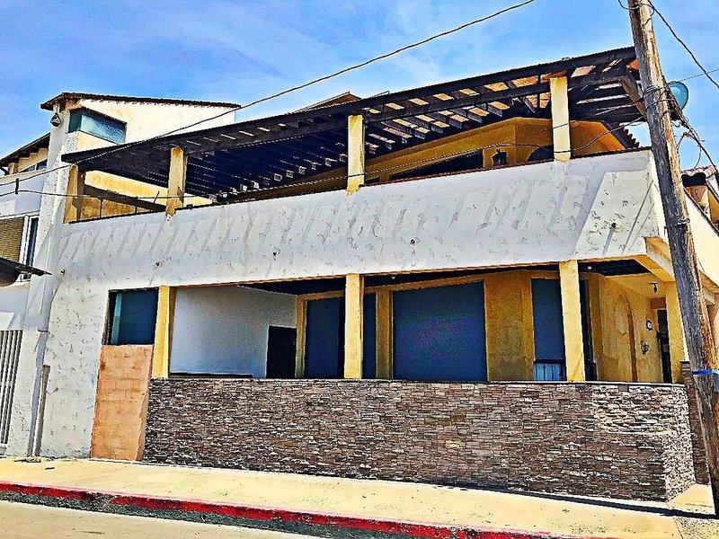 Rosarito Beach Front Condo, alquiler de vacaciones en Rosarito