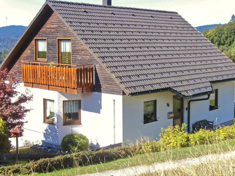Contemporary Apartment in Herrischried with Private Garden, vacation rental in Herrischried