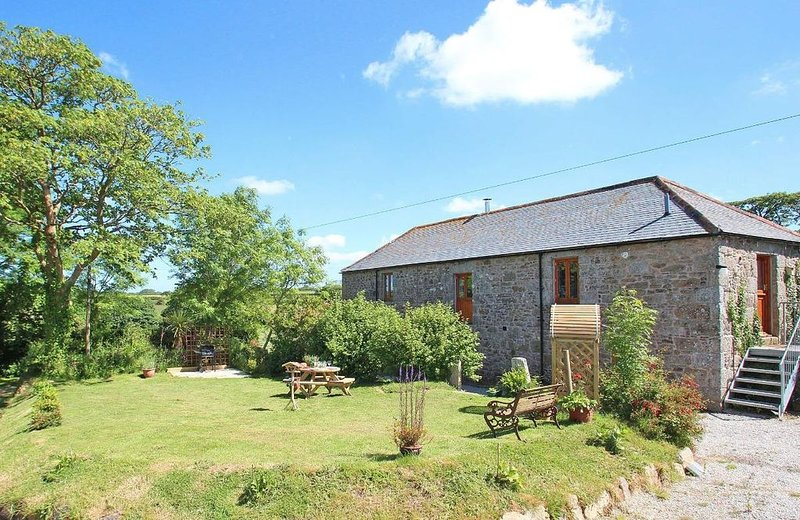 Mill, PORTHLEVEN, vacation rental in Praze-An-Beeble