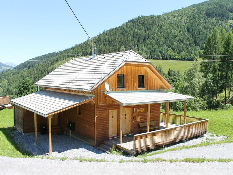Quiet Holiday Home in Styria by the Lake, holiday rental in Stadl-Predlitz