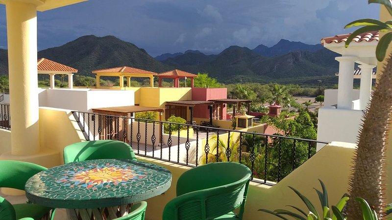 Casa Tranquila Loreto Bay, Agua Viva, desirable artist owned Casa., vacation rental in Loreto
