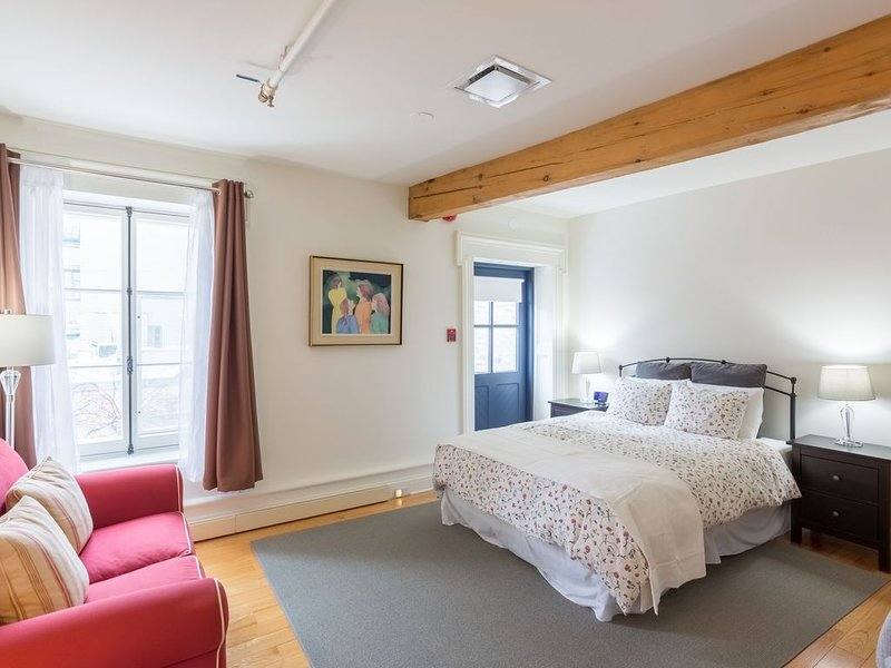 Royal Dalhousie - Le Chinic, holiday rental in Quebec City