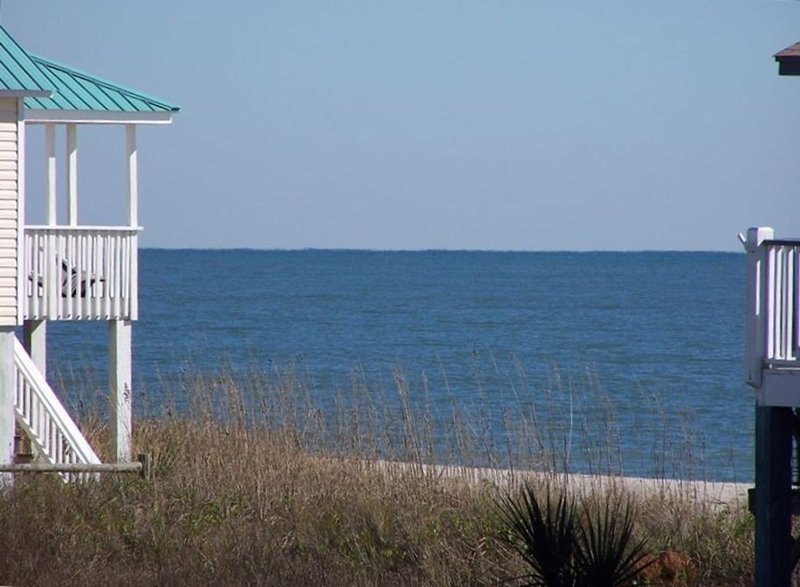Edisto Beach Second Row Home w  Spectacular Ocean Views & Easy Beach Access, vacation rental in Edisto Island
