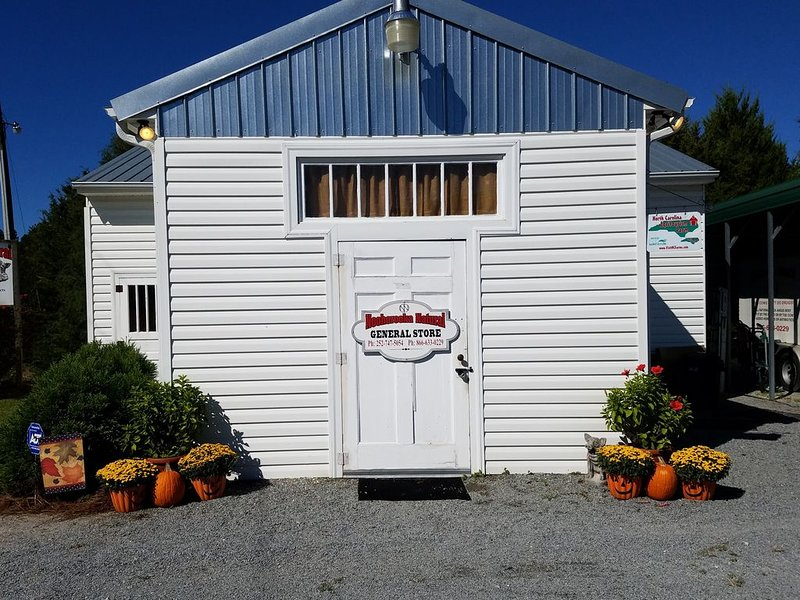 General Store on the farm features our pasture raised beef & pork.