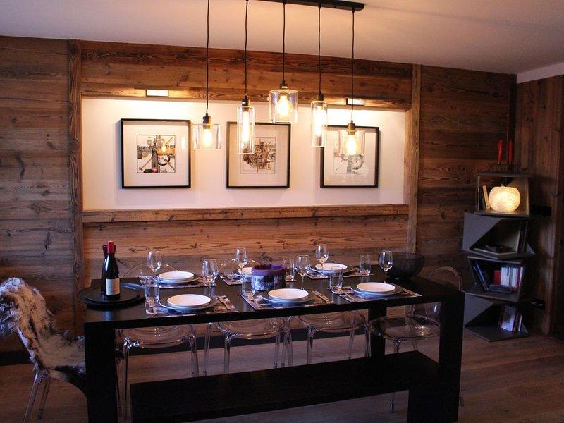 Appartement de grand standing à Val d'Isère : 'La vie Rêvée', holiday rental in Ceresole Reale