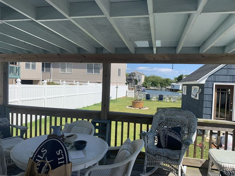 Cape May Fisherman's Cottage Located on historic Yacht Avenue in Cape May, holiday rental in Erma