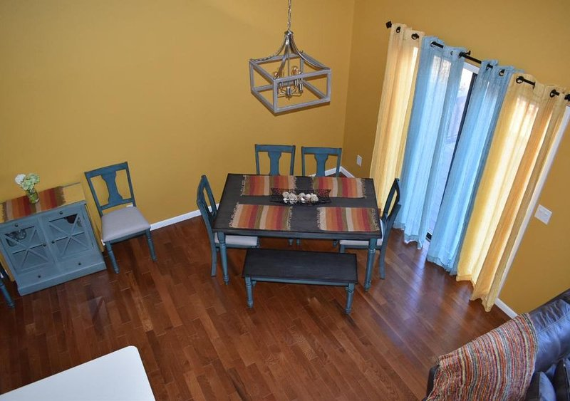 Newly Renovated 3 Bedroom Condo At Mountain Creek Minerals Resort, vacation rental in Vernon