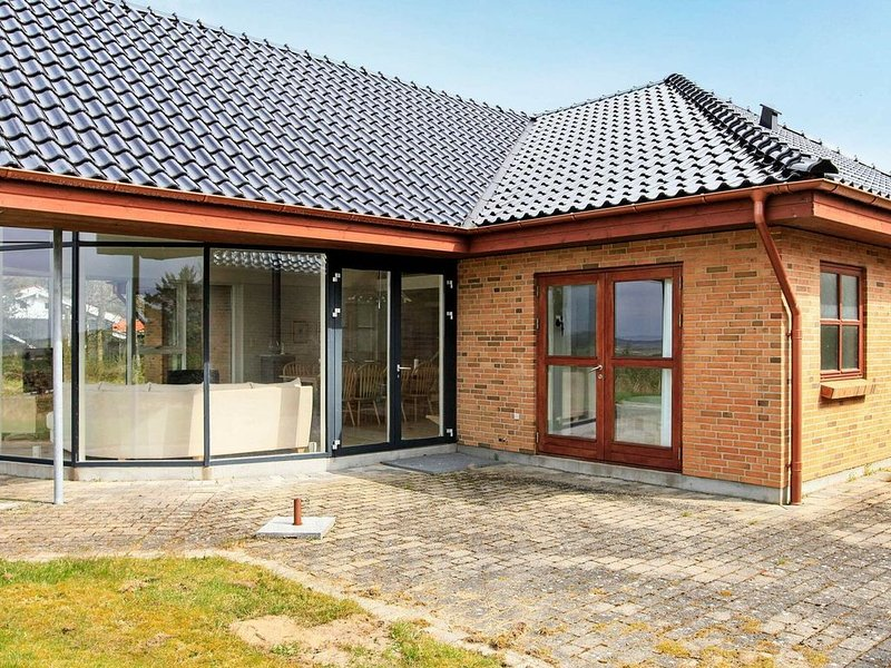 Captivating Holiday Home in Jutland with Sauna, vacation rental in Skive