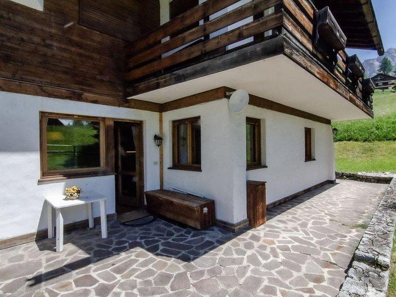 I soffi: appartamento adatto per famiglie immerso nella natura., alquiler de vacaciones en Misurina