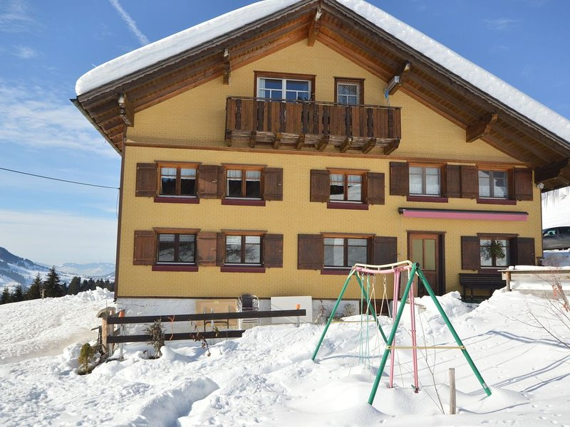 Comfortable Apartment in Langenegg near Ski Area, holiday rental in Schwarzenberg