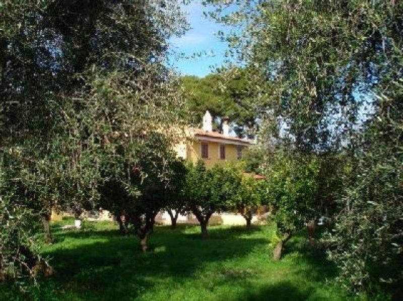 Casa signorile nel parco, holiday rental in San Menaio