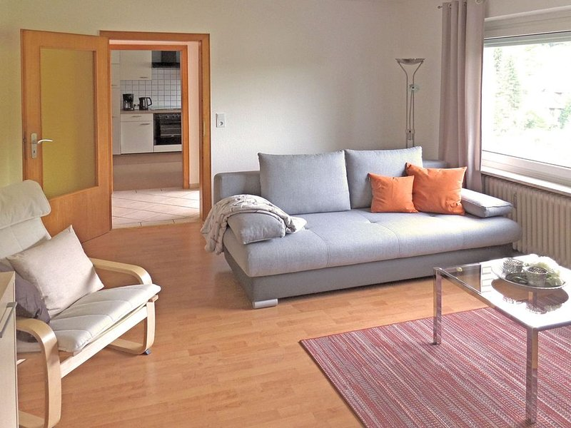 Cheerful Apartment in Bad Pyrmont near Forest, holiday rental in Bodenwerder