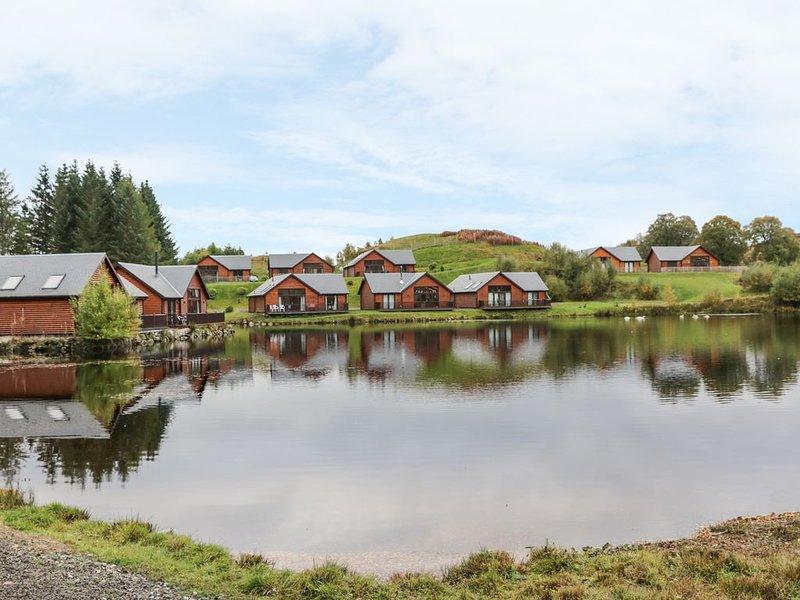 Burnside Lodge, ABERFELDY, Ferienwohnung in Strath Tummel