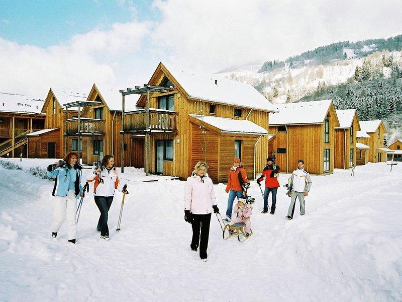 Charming Holiday Home in Sankt Georgen ob Murau Near River, aluguéis de temporada em Sankt Lorenzen ob Murau
