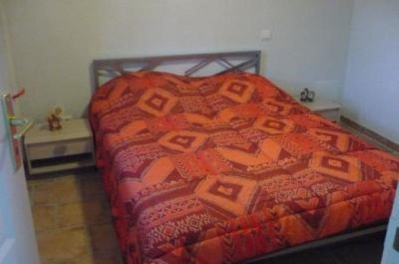 APPARTEMENT REZ DE JARDIN, vacation rental in Sotta
