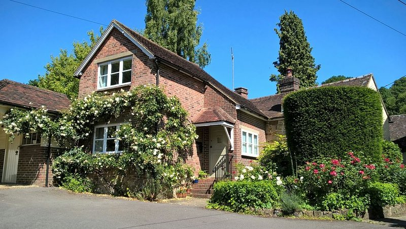 Charming newly refurbished cottage, Ashdown Forest, excellent pub, holiday rental in Piltdown