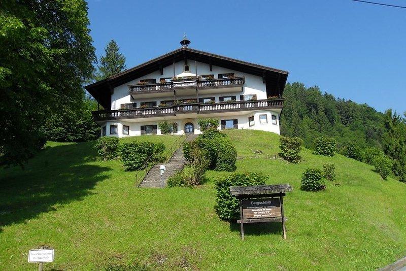 Ferienwohnung Oberaudorf für 1 - 3 Personen mit 1 Schlafzimmer - Ferienwohnung, casa vacanza a Kufstein