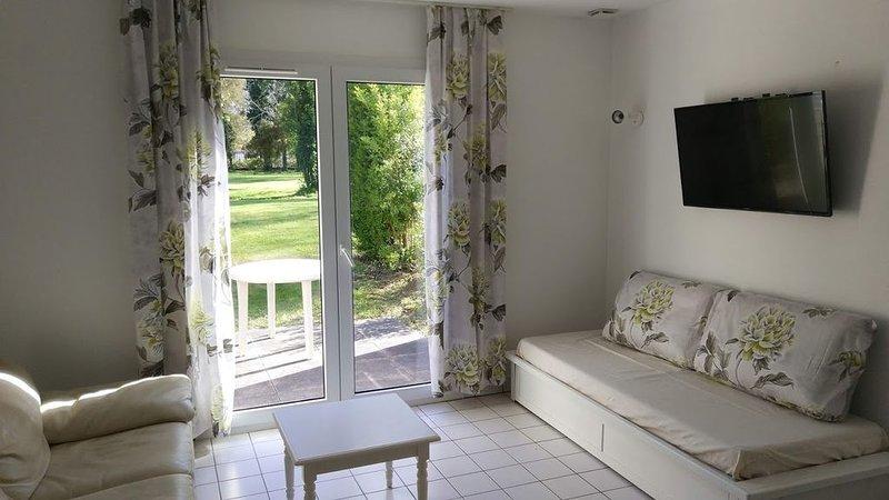 Entre Terres et Mers, vacation rental in Ploemel