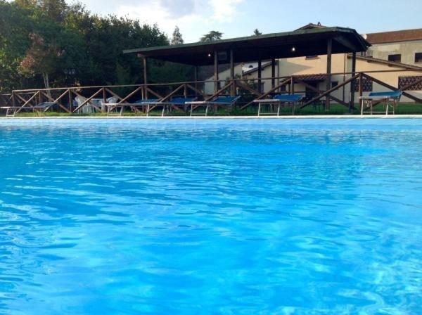 Ferienwohnung Laterina für 5 - 6 Personen mit 2 Schlafzimmern - Bauernhaus, vacation rental in Pieve A Maiano
