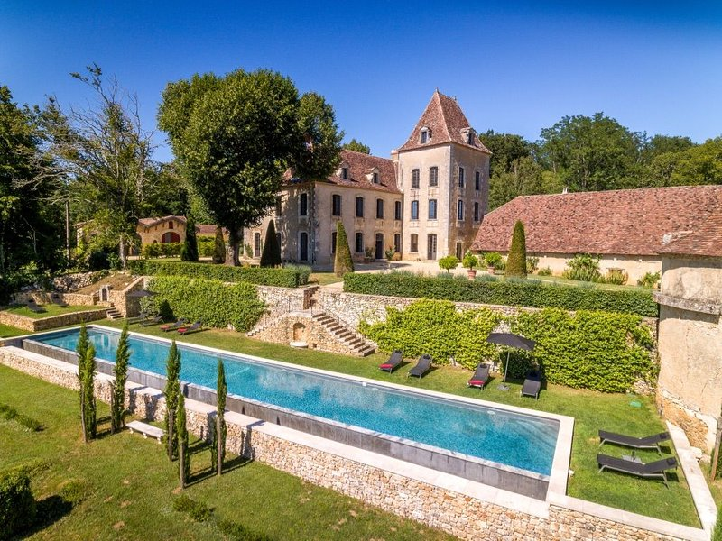CHATEAU EN  PERIGORD, vacation rental in Saint-Martin-des-Combes