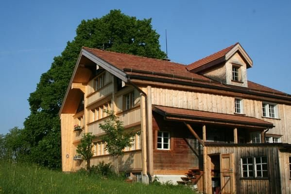Ferienwohnung Niederteufen für 4 - 6 Personen mit 2 Schlafzimmern - Historisches, holiday rental in St. Gallen
