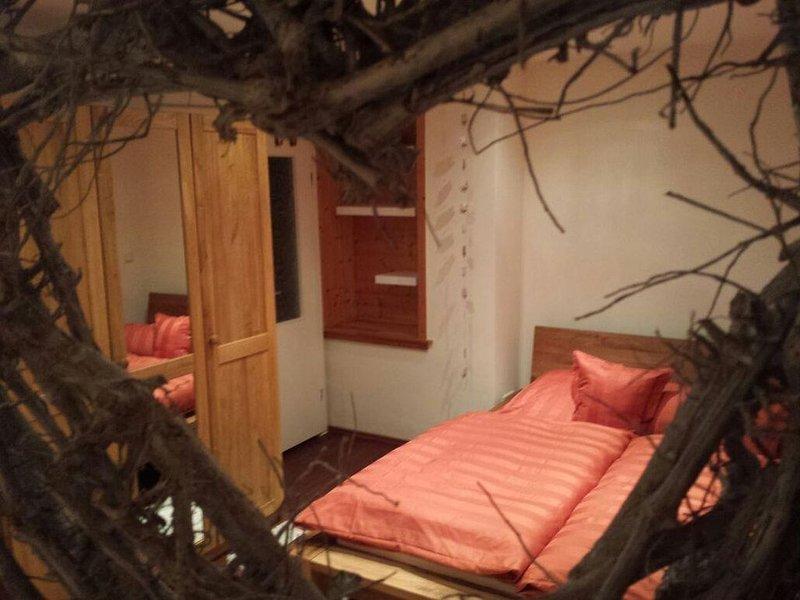 Ferienwohnung Bad Gottleuba für 1 - 4 Personen - Ferienwohnung, vacation rental in Lauenstein