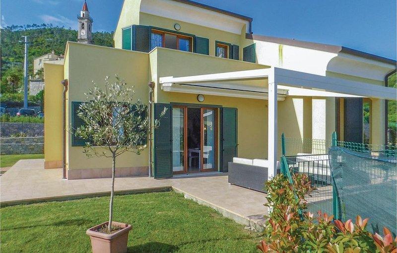 3 Zimmer Unterkunft in Loano -SV-, Ferienwohnung in Ranzi