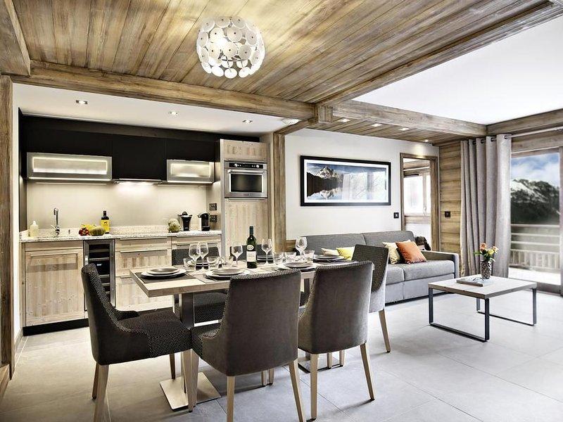 Résidence Amaya - MGM Hôtels & Résidences - 3 Pièces 6 Personnes, holiday rental in Les Saisies