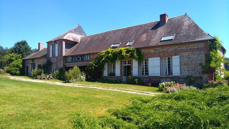 Ferme de la Haye ,  Manoir en Haute Normandie, casa vacanza a Gisors
