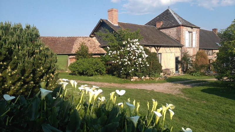 Ferme de la Haye, Manoir en Haute Normandie, casa vacanza a Gisors