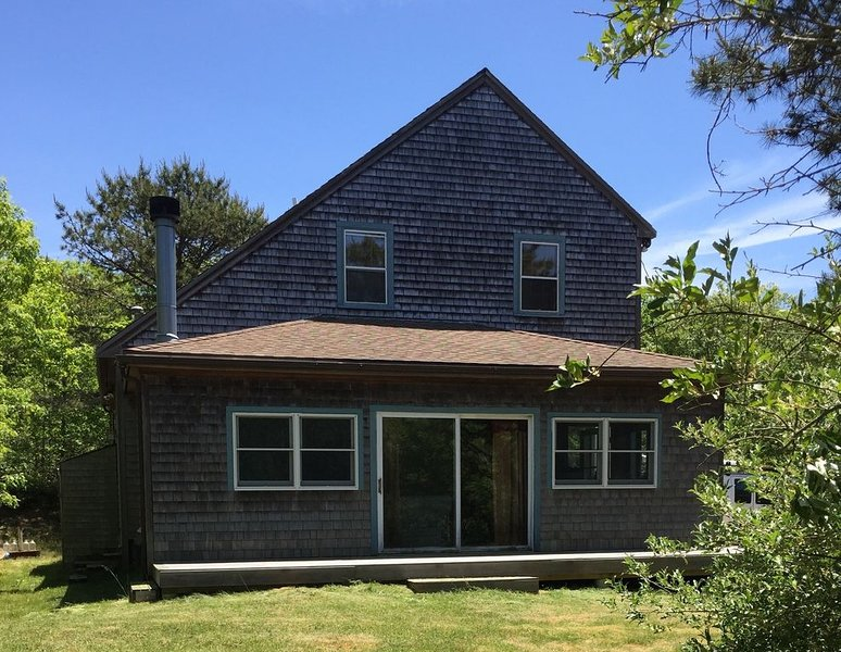 Vineyard Saltbox at Long Point, holiday rental in West Tisbury